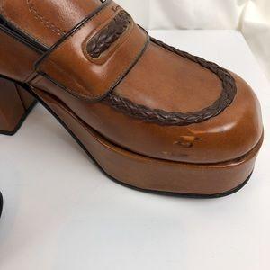 fe246c24788 Flagg Bros Shoes - Flagg Bros Brown Platform Shoes